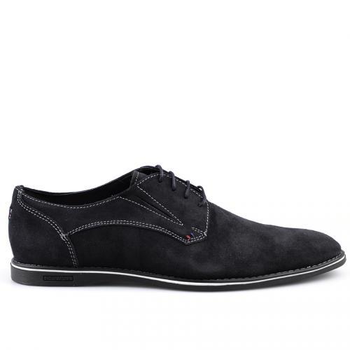 мъжки ежедневни обувки сини 0124494