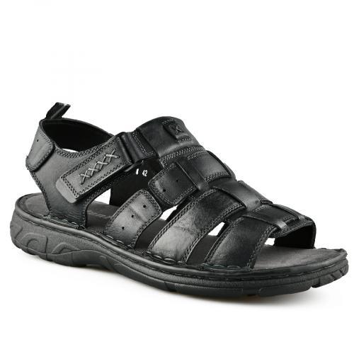 мъжки сандали черни 0140644