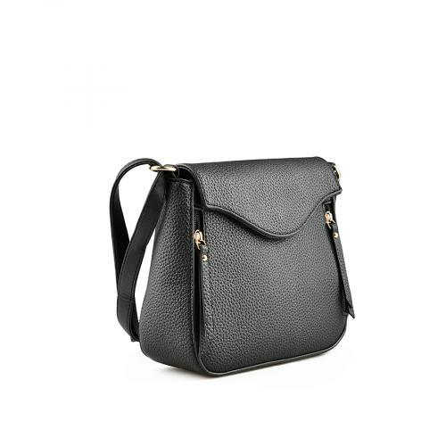 дамска ежедневна чанта черна 0142076