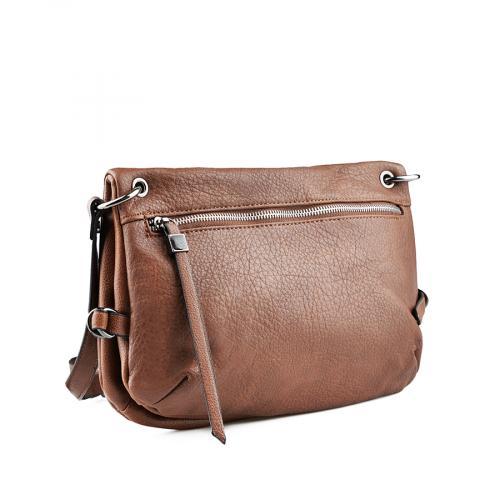 дамска ежедневна чанта кафява 0138597