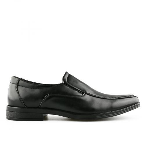 мъжки елегантни обувки черни 0140541