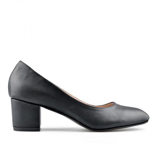 дамски елегантни обувки черни 0139146