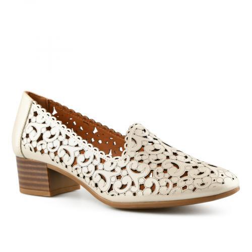 дамски ежедневни обувки бежови 0141041