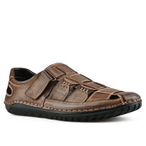 мъжки ежедневни сандали кафяви 0143474