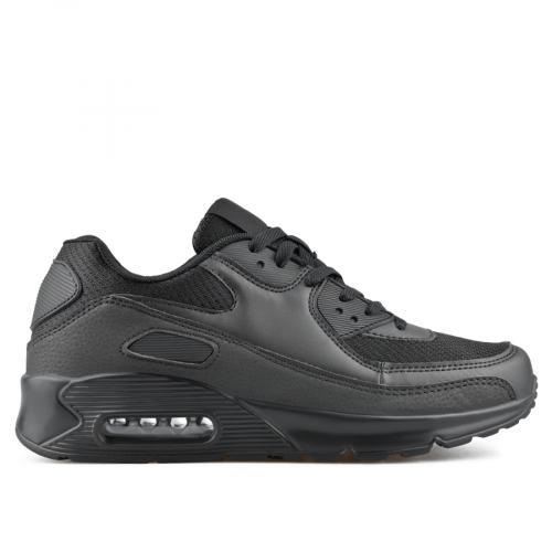 мъжки ежедневни обувки черни 0136906 0136906