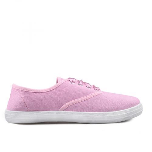 дамски ежедневни обувки розови 0134194