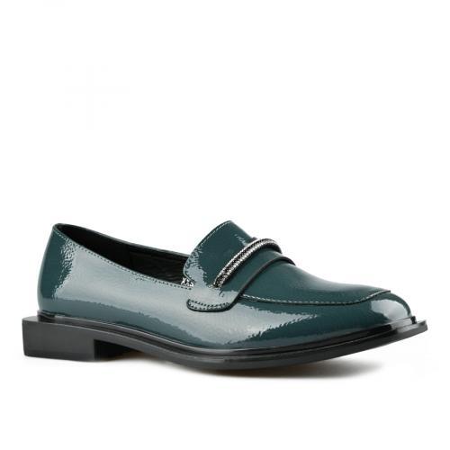 дамски ежедневни обувки зелени 0144957