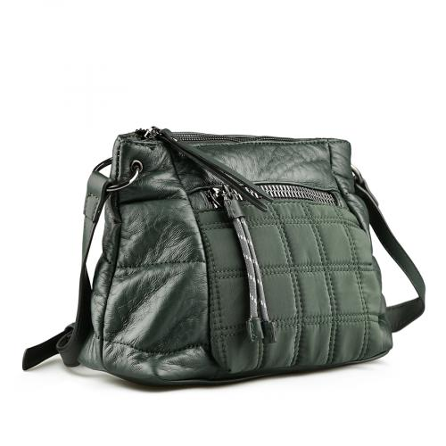 дамска ежедневна чанта зелена 0145239