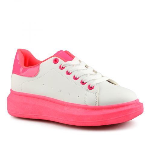 дамски ежедневни обувки бели 0142004