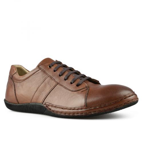мъжки ежедневни обувки кафяви 0144281