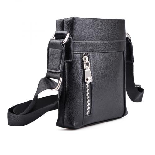 мъжка ежедневна чанта черна 0130632