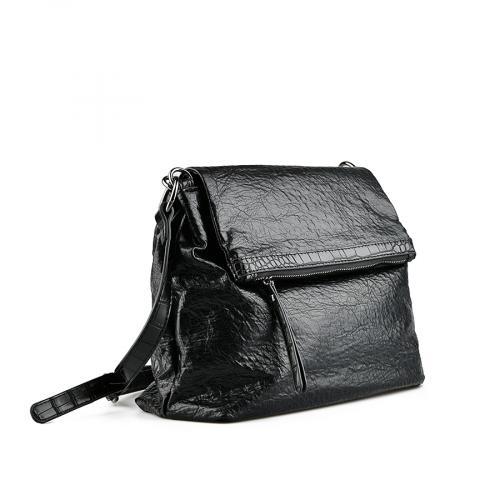 дамска ежедневна чанта черна 0141799