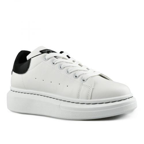 дамски ежедневни обувки бели 0142762
