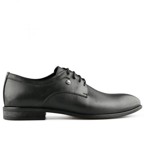 мъжки елегантни обувки черни 0141196