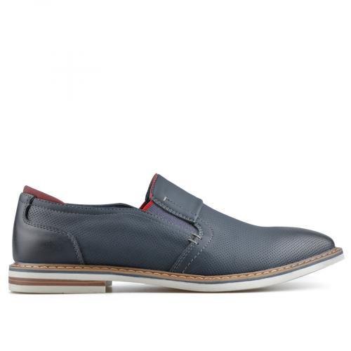 мъжки ежедневни обувки сини 0136982