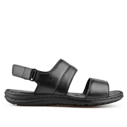 мъжки сандали черни 0138300