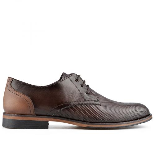 мъжки елегантни обувки кафяви 0138373 0138373