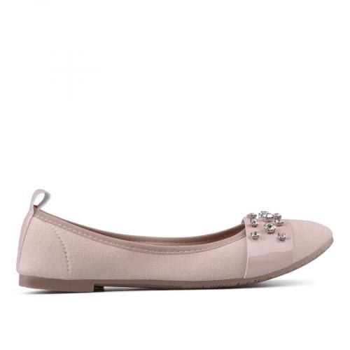дамски ежедневни обувки бежови 0133357