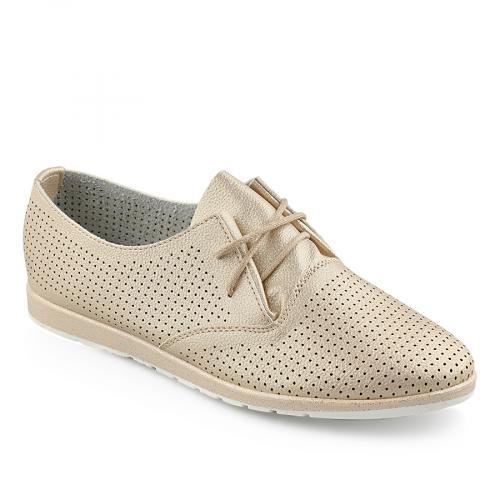 дамски ежедневни обувки златисти 0140408