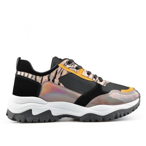 дамски ежедневни обувки черни 0139036