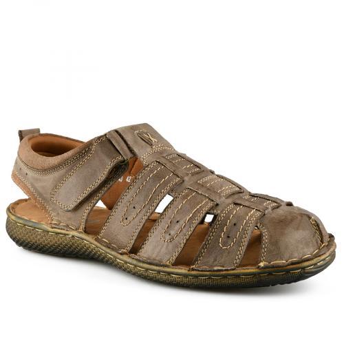 мъжки сандали кафяви 0140649