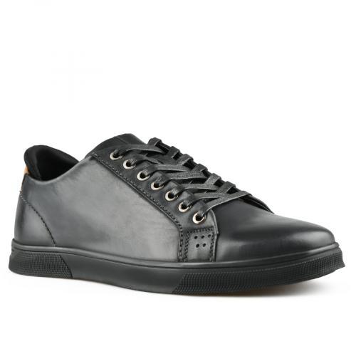 мъжки ежедневни обувки черни 0143466