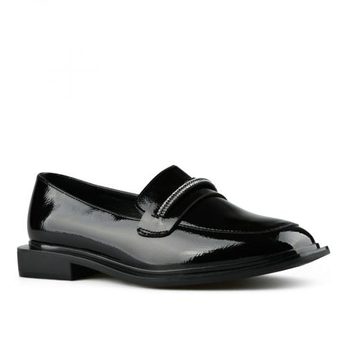 дамски ежедневни обувки черни 0144958
