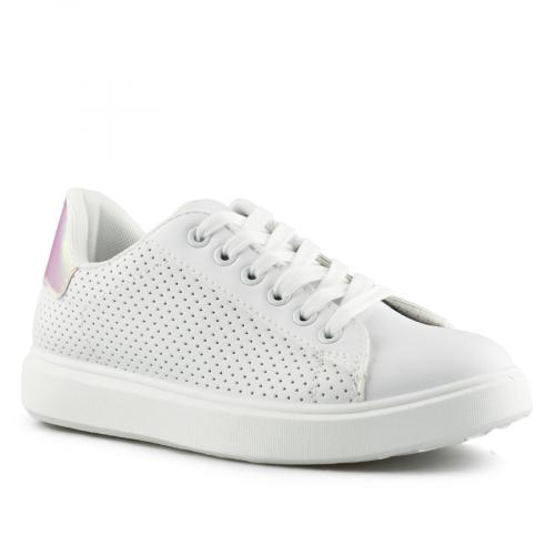 дамски ежедневни обувки бели 0140301