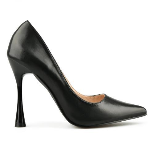 дамски елегантни обувки черни 0145028