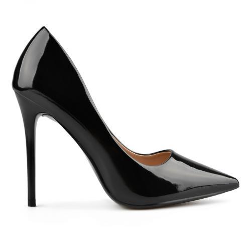 дамски елегантни обувки черни 0137696
