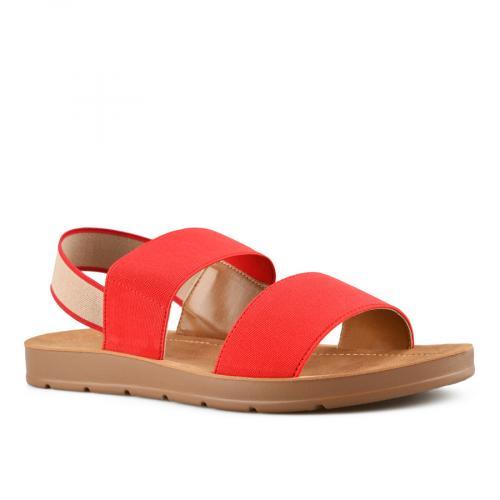 дамски ежедневни сандали червени 0143990