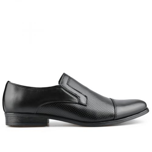 мъжки елегантни обувки черни 0136995