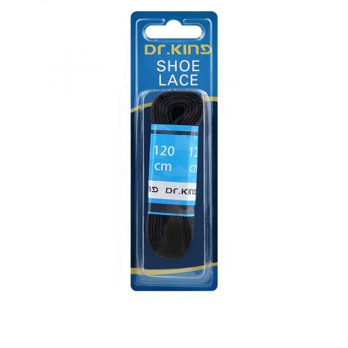 връзки за обувки черни 120см 0136291