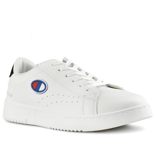 мъжки ежедневни обувки бели 0142633