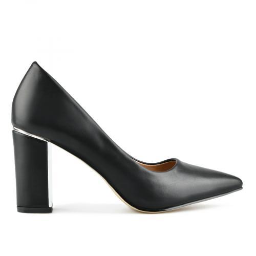 дамски елегантни обувки черни 0143210