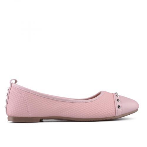 дамски ежедневни обувки розови 0133360