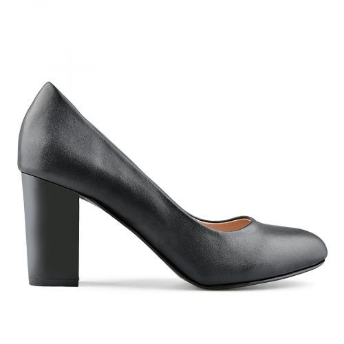 дамски елегантни обувки черни 0139142