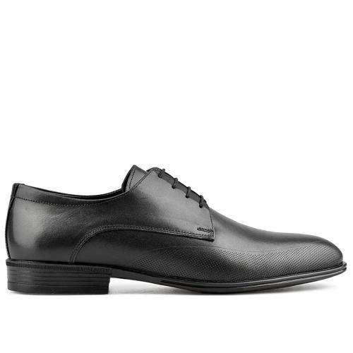 мъжки елегантни обувки черни 0138284 0138284
