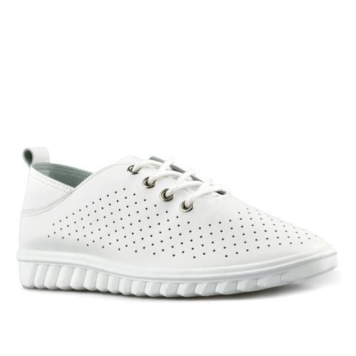 дамски ежедневни обувки бели 0143197