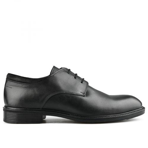 мъжки елегантни обувки черни 0142123