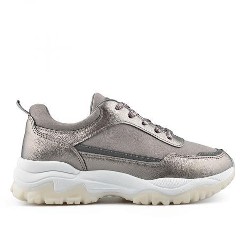 дамски ежедневни обувки сиви 0138919