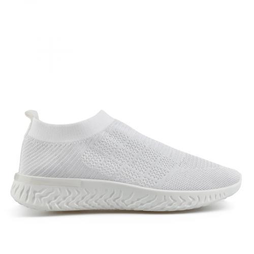 дамски ежедневни обувки бели 0136833