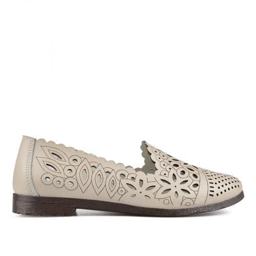 дамски ежедневни обувки бежови 0137202