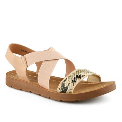 дамски ежедневни сандали розови 0140845