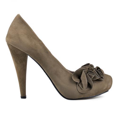 дамски обувки кафяв 0109026