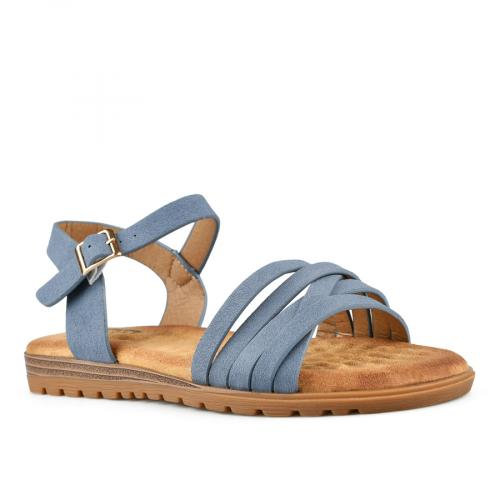 дамски ежедневни сандали сини 0142863