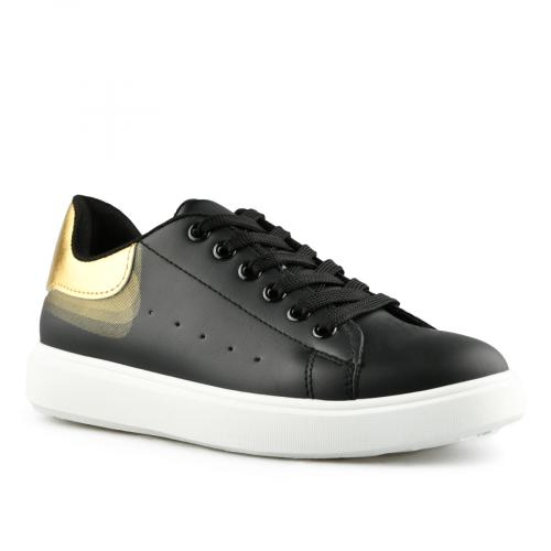 дамски ежедневни обувки черни 0140304