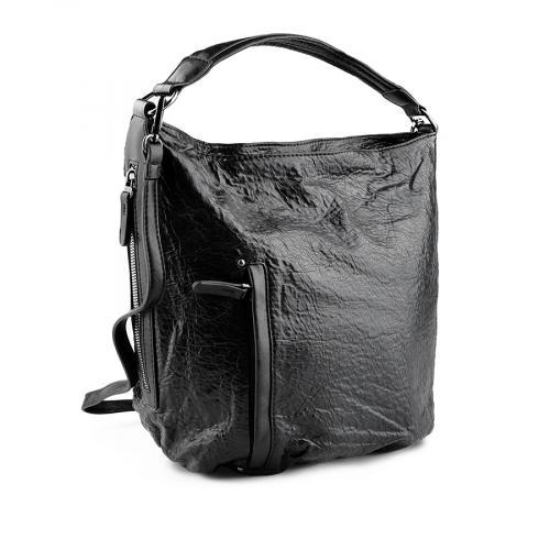 дамска ежедневна чанта черна 0139214