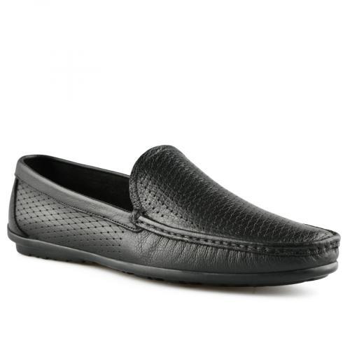 мъжки ежедневни обувки черни 0141262