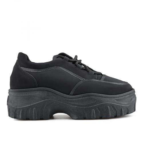 дамски ежедневни обувки черни 0138830